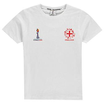 FIFA Junior World Cup England Core T-Shirt Tank Tee Top Short Sleeve