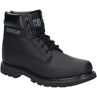 Caterpillar Mens Colorado Leather Durable Laced Ankle Boots