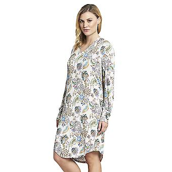 Rosch 1193546-16404 Women's New Romance Multicoloured Floral Cotton Nightdress