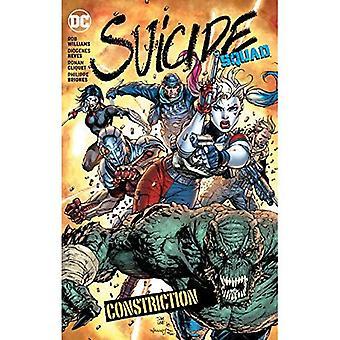 Suicide Squad, Volume 8: Consriction