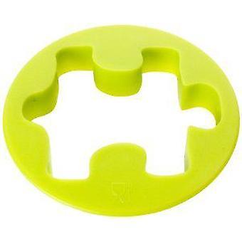 IBILI Cortapastas Puzzle (utensilios de cocina, panadería)
