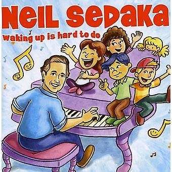 Neil Sedaka - Waking Up Is Hard to Do [CD] USA import