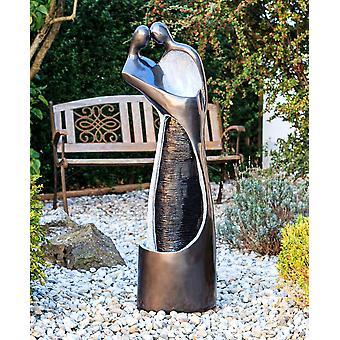 Fountain Fountain trädgård fontän FoPair 118cm 10778