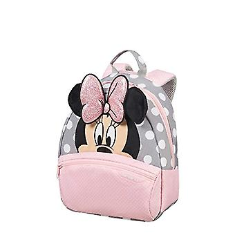Samsonite Disney Ultimate 2.0 Children'S Zaino 29 Cm - 7 L - Multicolore (Minnie Glitter)