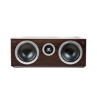 PG Audio universeller XL Center Lautsprecher ,2 Wege Bassreflex, mocca, B-Ware