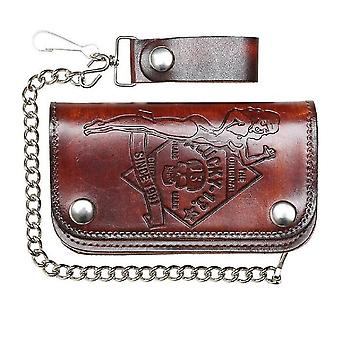 Lucky 13 Unisex Wallet No Riders