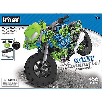 KNEX Mega Motorcycle Building Set - 15149