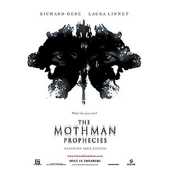 2002: The Mothman Prophecies (Double Sided)