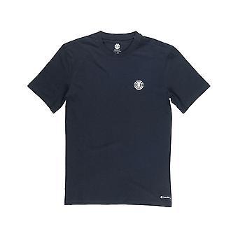 Element Keith Haring Smile Short Sleeve T-Shirt in Flint Black