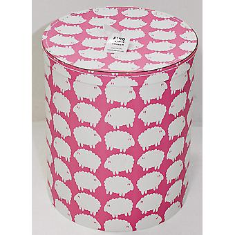 Bucket Lamb Collection vaaleanpunainen 3-pakkaus