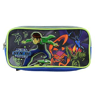 Pencil Case - Ben 10 - Neon Shadow New Stationery Bag Gifts Toys 497804