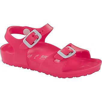 Birkenstock Kids Rio E V A sandaal 1013102 koraal SMAL