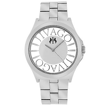 Jivago Women's Fun Silver Dial Watch - JV8410