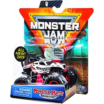 Monster Jam 1:64 Scale Die-Cast Monster Truck (Assorted, One Supplied)