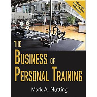 Business of Personal Training by Mark Nutting