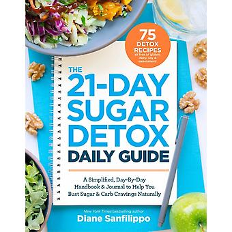 21day Sugar Detox Daily Guide by Diane Sanfilippo