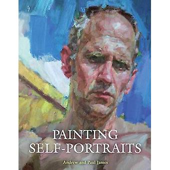 Painting SelfPortraits by Andrew James