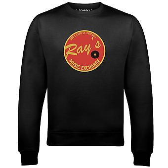 Ray's music exchange mens sweatshirt