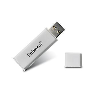 USB stick INTENSO 3531490 USB 3.0 64 GB White