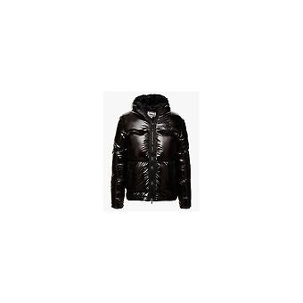 Sik Silk Driven Black Jacket