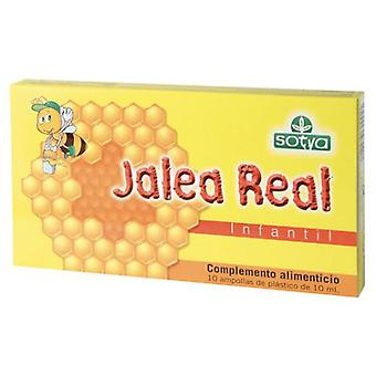 Sotya Royal Jelly for barn 10 ampuller