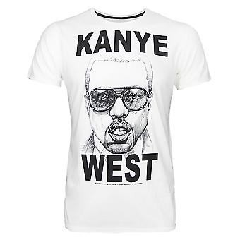 Amplified Kanye West Mercy Men's White T-Shirt