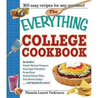 Wszystko Cookbook College, (wszystko (gotowanie))