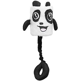 Ica Panda Tube (Cats , Toys , Plush & Feather Toys)