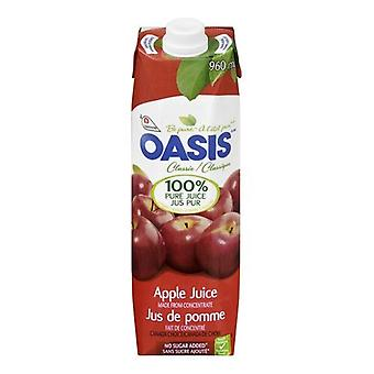 Oasis Tetra Apple Juice Fr Concentrate -( 200 Ml X 32 Pack )