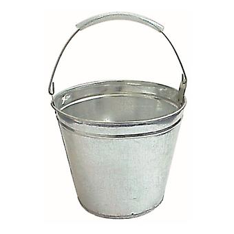 FireUp Galvanised Fire Ash Bucket (29cm Dia.)