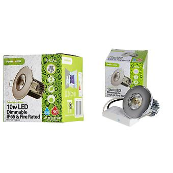 Powermaster 10w Dimmable Downlight