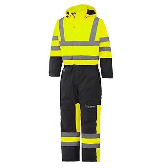 Helly hansen odzież robocza hi vis alta izolowany garnitur 70665