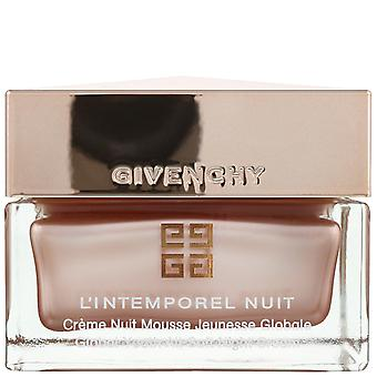 Givenchy l'intemporel global youth all soft night cream 50ml
