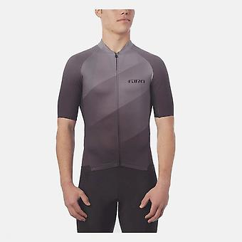 Giro Chrono Pro Maillot à manches courtes 2020: Black Transition S