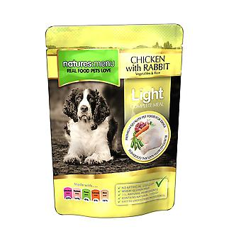 Natures Menu Light Chicken & Rabbit Dog Food