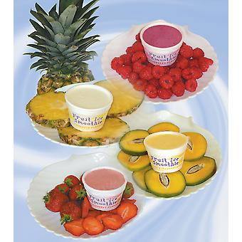 Cooldelight Pineapple Ice Smoothies Insulated Cups