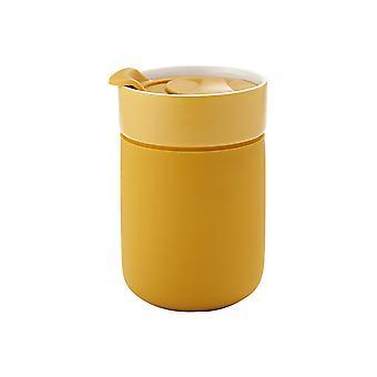 Ladelle Eco Brew Travel Mug, Zest