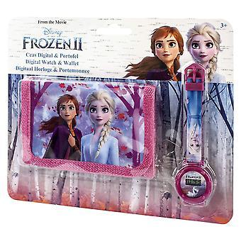 Frozen 2, Armbanduhr und Brieftasche