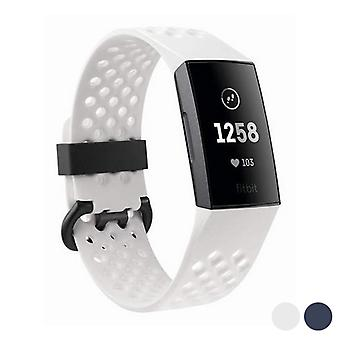 Activity Bangle Fitbit Charge 3 SE OLED Bluetooth 4.0 GPS NFC/White