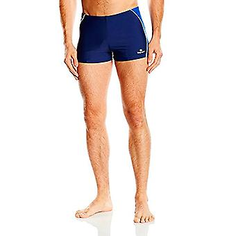 Mannen Badpak Liquid Sport Louis Navy / XL