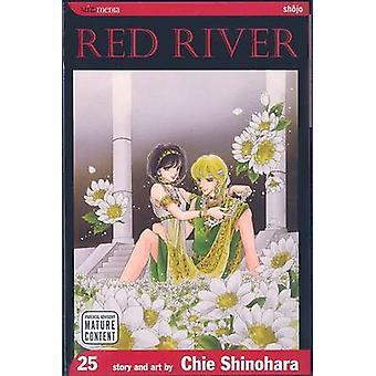 Red River - Volume 25 by Chie Shinohara - Chie Shinohara - 9781421522