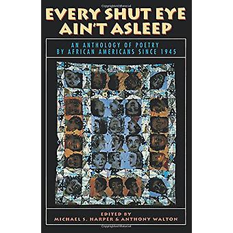 Every Shut Eye Ain't Asleep - An Anthology of Poetry by African Americ