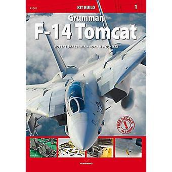 Grumman F-14 Tomcat by Robert Skalbania - 9788366148567 Book