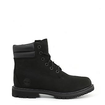 Timberland Women Black Ankle boots -- 6IN-589040