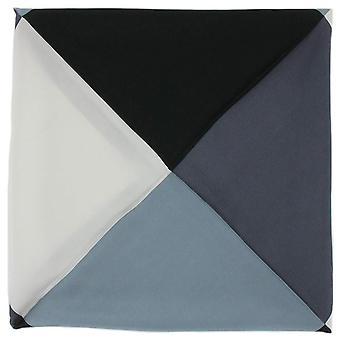 Michelsons of London Four Way Silk Handherchief - Charcoal