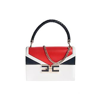 Elisabetta Franchi Bs22a01e2x33 Women's Multicolor Polyester Handbag