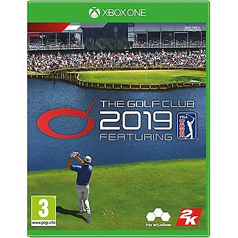 Xbox One The Golf Club 2019