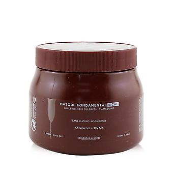 Aura botanica masque fondamental riche (torrt hår) 239343 500ml/16.9oz