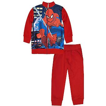 Spiderman boys tracksuit spi0368