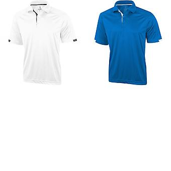 Elevate Mens Kiso Short Sleeve Polo (Pack of 2)